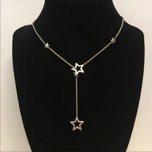 Pre❤️ Tiffany and Co star Lariat necklace